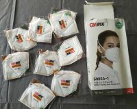 50PCs, Individual Bag, Particulate Respirator KN95 (N95 FFP2) 50 PCs Foldabel Face Mask