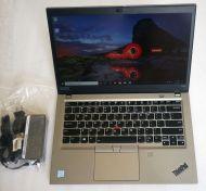 """Lenovo ThinkPad T490s i5-8265U 8GB 256GB 4G LTE 14"""" 1920x1080 FPR BT W10P WNTY"""