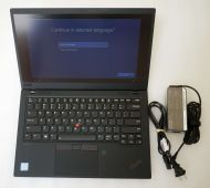 "Lenovo ThinkPad X1 Carbon 7th i5-8365U 16GB 256GB 14"" 1920x1080 Touch WNT 8/2022"